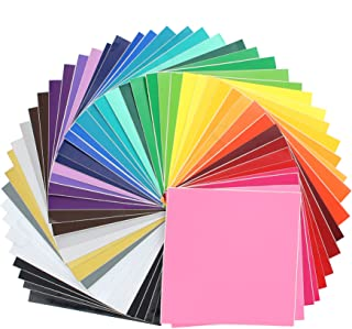 Oracal Assorted 631 and 651 Vinyl - 48 Pack of Top Colors - 12