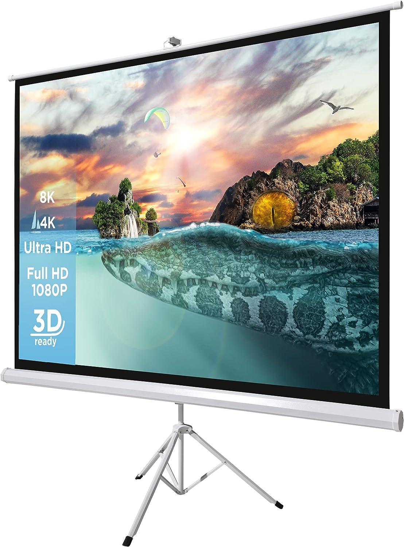 Celexon Basic pantallas de proyector HD