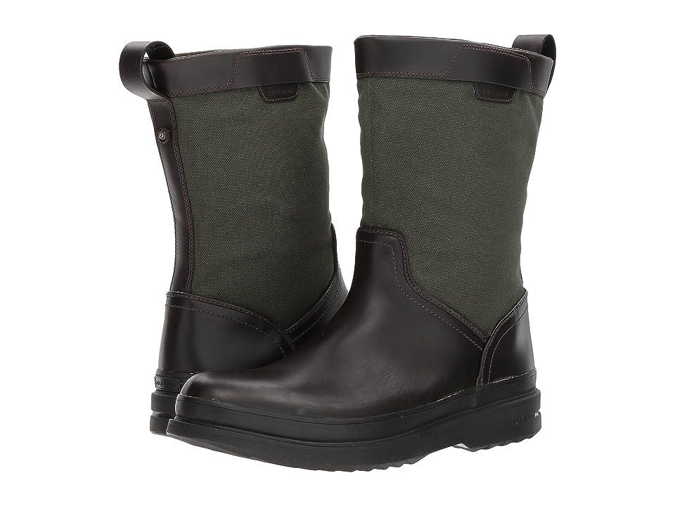 Cole Haan Millbridge Pull-On Boot Waterproof (Dark Roast/Rosin) Men