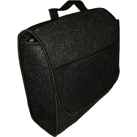 Ejp Bags Kofferraumtasche Small Bag In Farbe Schwarz Passend Für Adam Auto