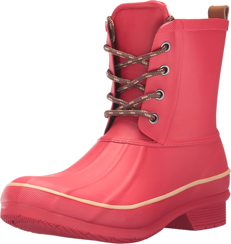 Chooka Woherrar Woherrar Woherrar Classic Memory Foam Rain Duck, röd, 6 M USA  fri frakt och utbyte.