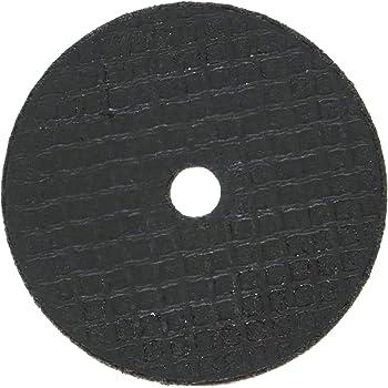 4 Diameter x 1//8 Thickness Pack of 1 3//8 Arbor Zirconia Alumina Norton NorZon Plus Small Diameter Reinforced Abrasive Flat Cut-off Wheel Type 01