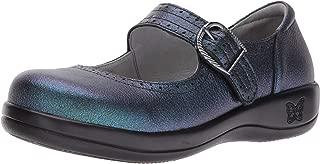 Women's Alegria, Kourtney Mary Jane Shoes BLUE 3.7 M