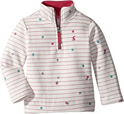 1/2 Zip Sweatshirt (Toddler/Little Kids)