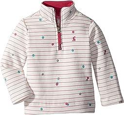 Joules Kids - 1/2 Zip Sweatshirt (Toddler/Little Kids)