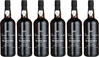 Marqués Campoalto Madeirawein Medium Sweet 6 x 0.75 l
