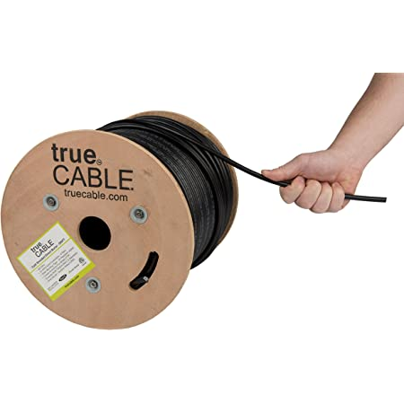Cat6 Steel Wire Armoured Solid Cable Direct Burial HDPE External SWA lot