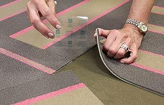 FLOR Tactiles Carpet Tile Adhesive Connectors 30 Pack