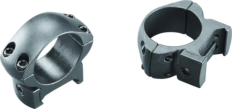 Weaver Grand Slam Acero Tamaño Mediano, 25,4mm), anillos de montaje superior