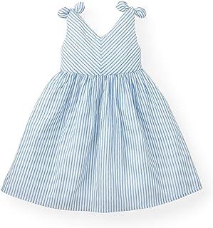 Hope & Henry Girls Swing Dress