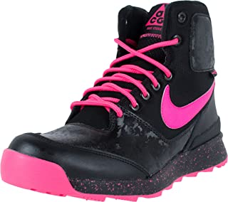 Best pink black acg boots Reviews