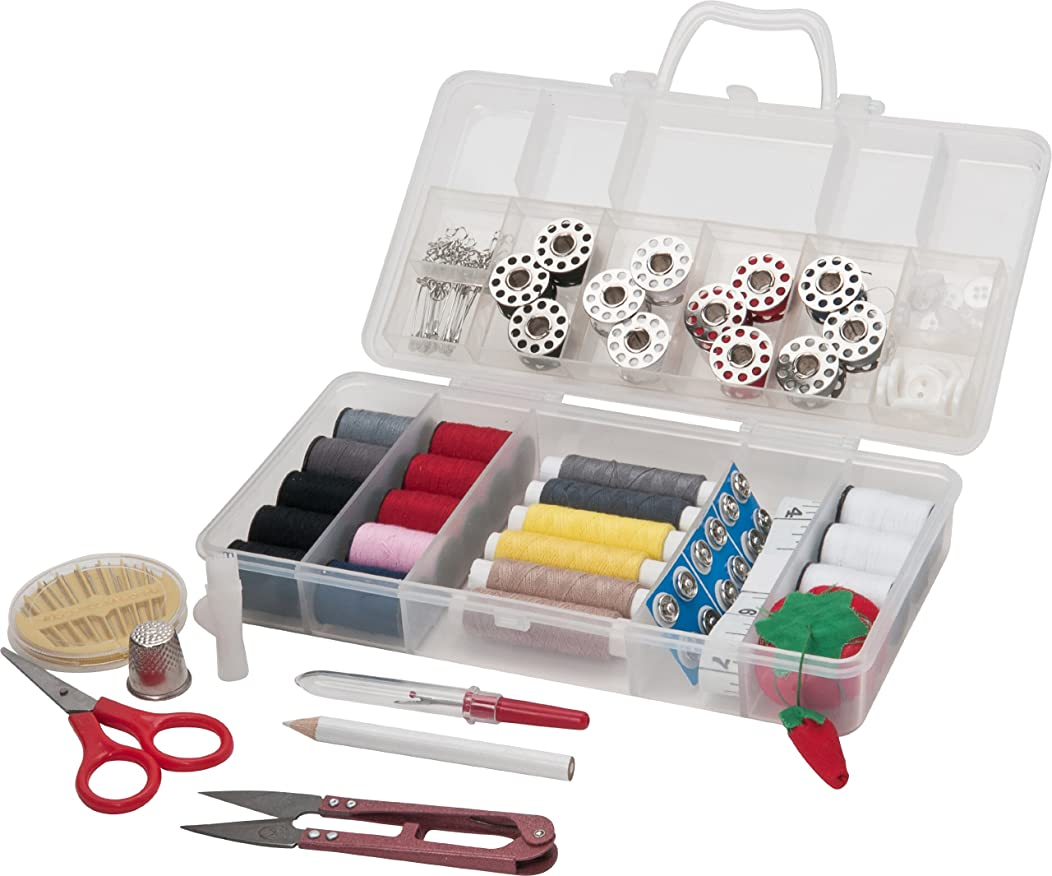 Sewing Kit - Home Essentials Sewing Kit With Over 100 Pieces - by Sunbeam