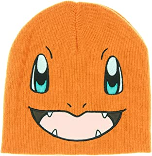 bioWorld Pokémon Charmander Knit Beanie Cap Hat