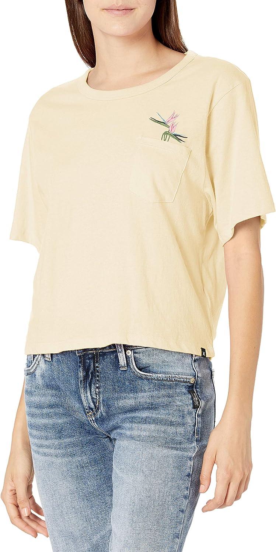 Hurley Women's Birds Manufacturer regenerated product of The Night Tshirt Short Sleeve Award