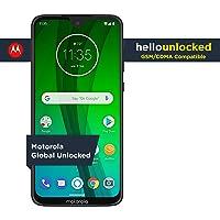 "Motorola Moto G7 6.2"" 64GB 4G Unlocked Android Smartphone"