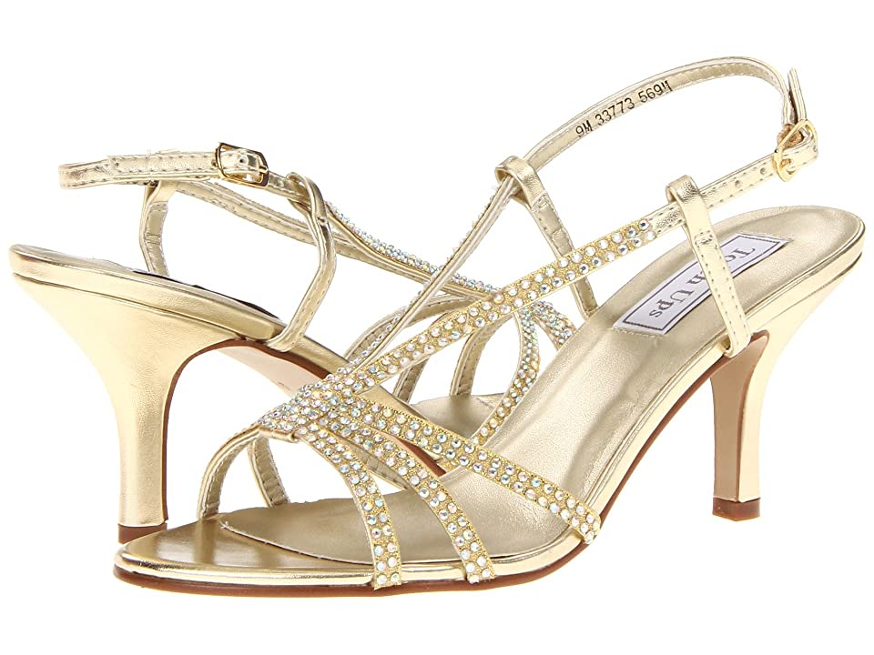 Touch Ups Lyric (Gold Metallic) Women
