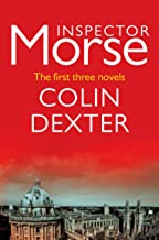 colin dexter novels in order