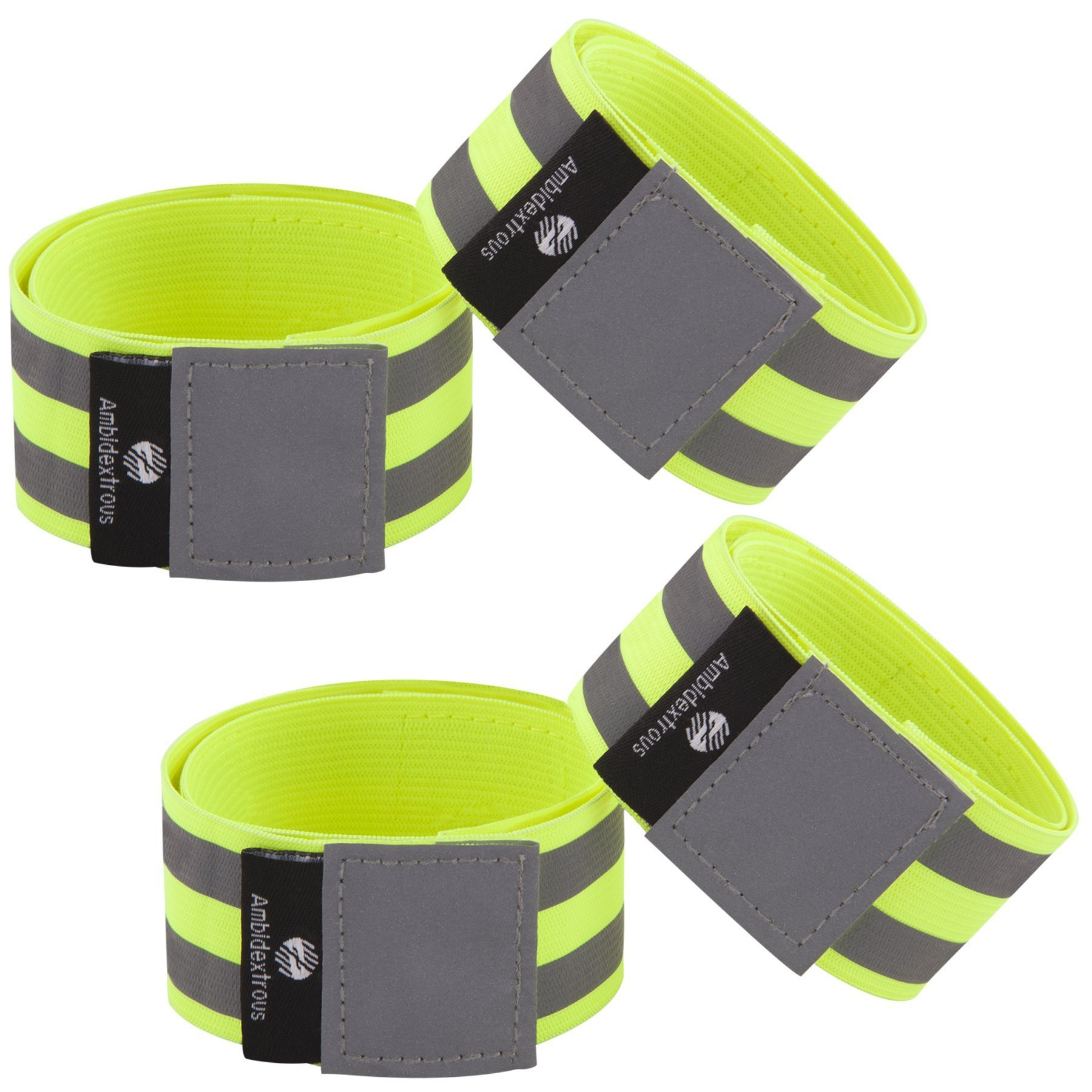Reflective Reflectors Wristbands Reflector Visibility