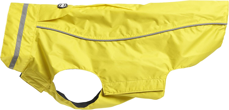 Kruuse KR284644 Buster Lemon Dog Raincoat, L