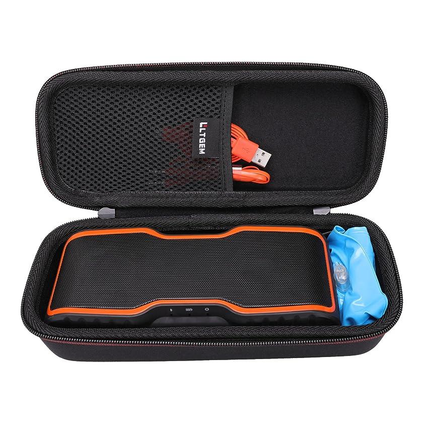 LTGEM EVA Hard Carrying Case for AOMAIS Sport II or Sport II+ Plus IPX7 Waterproof Portable Wireless Bluetooth Speakers