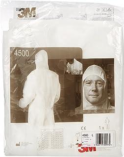 Combinaison de protection 3M™ 4500 blanc, taille L