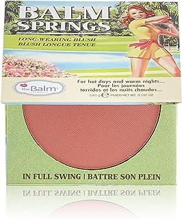 Balm Springs Long Wearing BLush The Balm