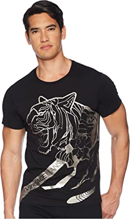 Metallic Tiger Tee Shirt