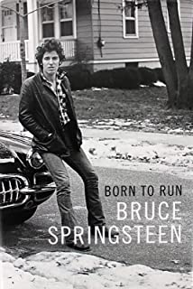 Bruce Springsteen Signed Born To Run First Edition Book Autographed BAS - Beckett Authentication