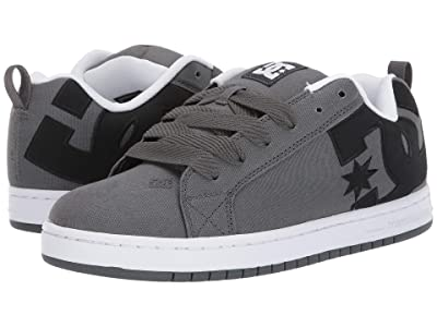 DC Court Graffik TX (Grey/Black) Men