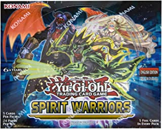 Yu-Gi-Oh! CCG Spirit Warriors Booster Display Box