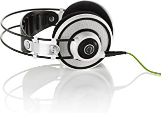 AKG Q701 ヘッドホン オープン型 ホワイト Q701WHT 【国内正規品】