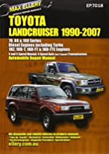 Toyota Landcruiser 1990-2002 Diesel Engines Including Turbo: 70's, 80's, and 100's Series: Automobile Repair Manual