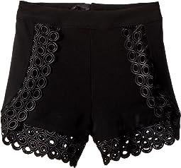 Bardot Junior Circular Trim Shorts (Big Kids)