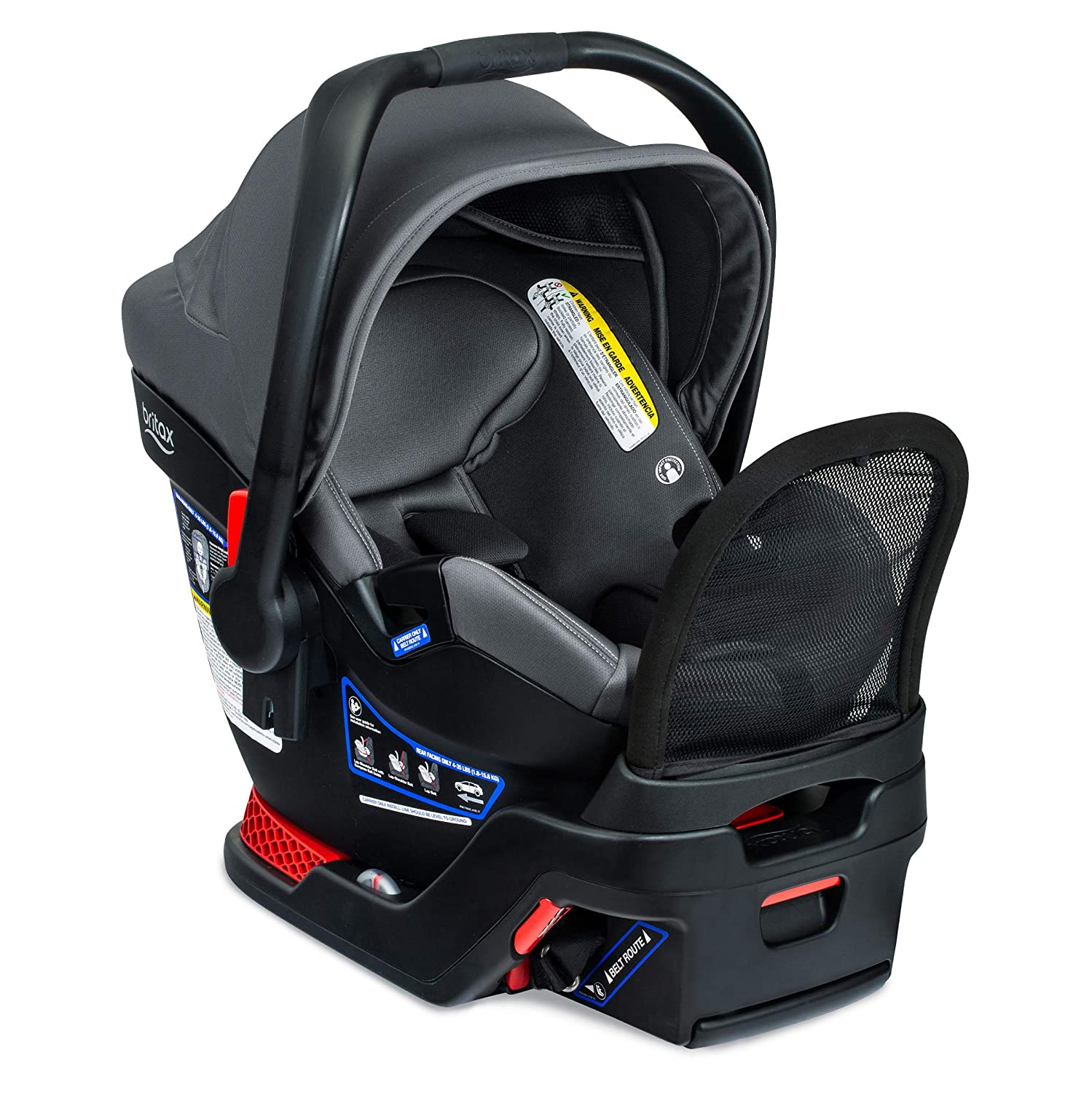 Britax B-Safe Gen2 Flexfit+ Infant Fixed price for sale Cheap Car Coolin Dry Seat N Cool -