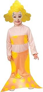 Rubies Bubble Guppies Deema Costume, Toddler Size
