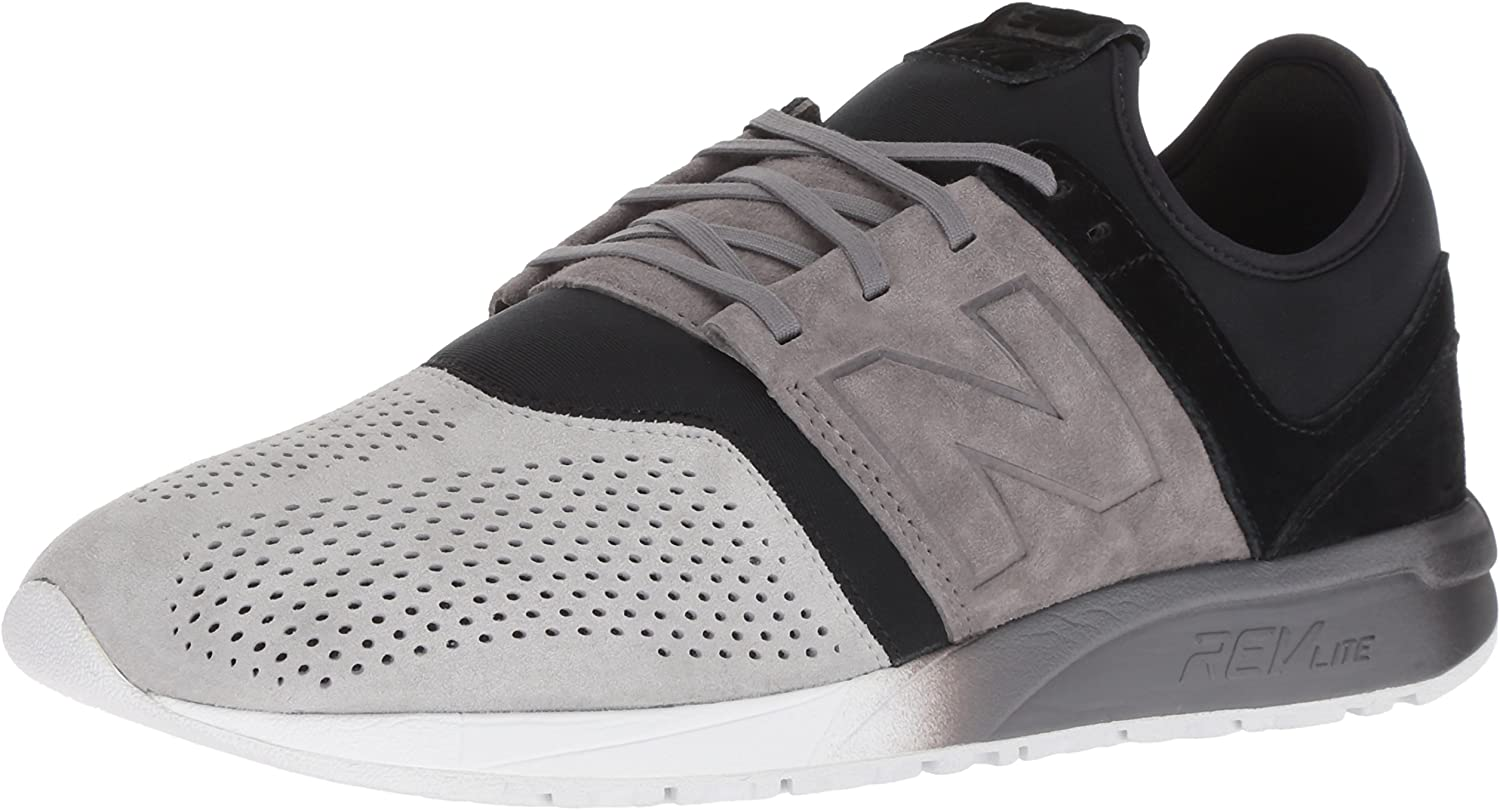New Balance Men's 247 Suede Running Shoes
