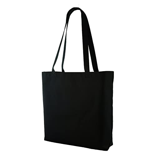 cff9b9885e Large Shopping Tote with Shoulder Length Handles