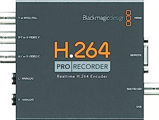 Blackmagic Design H264 Pro Recorder Servidor y codificador de vídeo - Servidor de Video (H.264)