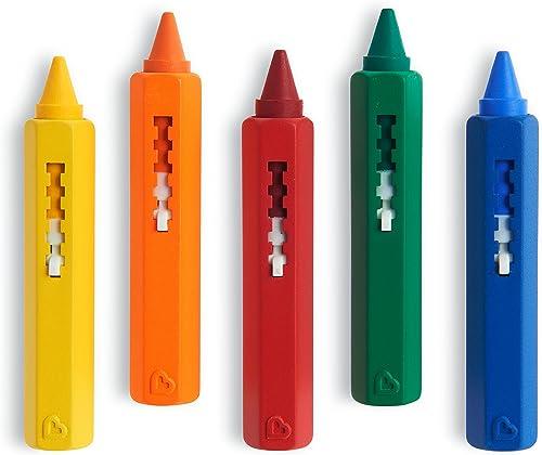 Munchkin Bath Crayons 5 Piece Set