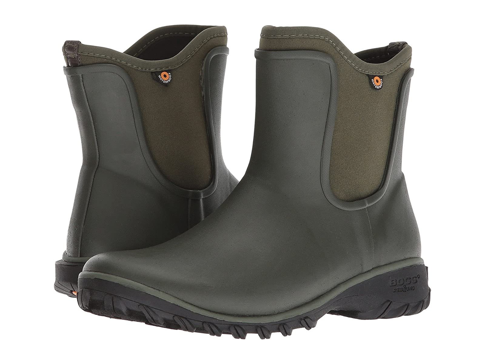 Bogs Sauvie Solid Slip-On BootSelling fashionable and eye-catching shoes