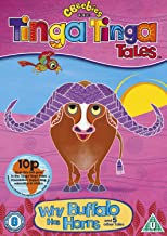 Tinga Tinga Tales: Why Buffalo has Horns [DVD] [2010]