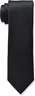 Calvin Klein Men's Black Ties