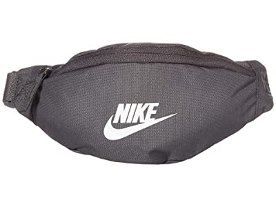Nike Heritage Small Fanny Pack (Iron Grey/Iron Grey/White) Bags