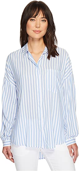 Sanctuary - Tie Back Boyfriend Shirt