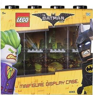 Lego Lego Batman Mini Figure Display Case (8Pcs) Black