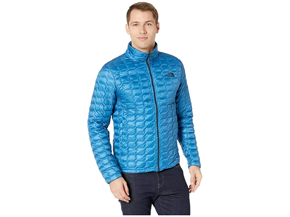 The North Face ThermoBall Jacket (Heron Blue) Men