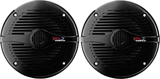 BOSS Audio Systems MR60B 200 Watt Per Pair,  6.5 Inch ,  Full Range,  2 Way Weatherproof Marine Speakers Sold in Pairs