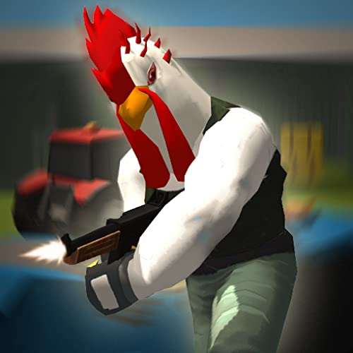 Pixel Chicken : FPS Gun Shooter