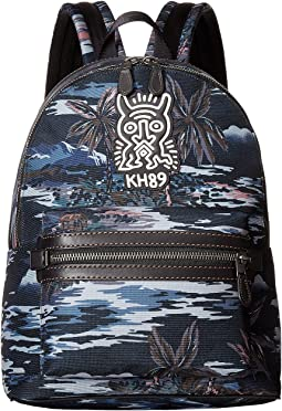 COACH - Coach X Keith Haring Academy Backpack