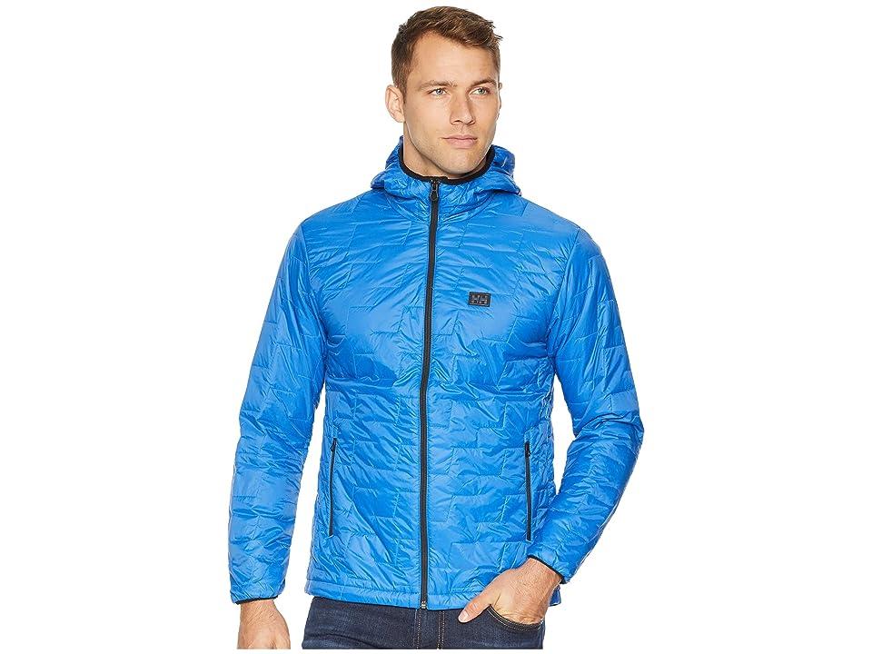 Helly Hansen Lifaloft Hooded Insulator Jacket (Olympian Blue Matte) Men